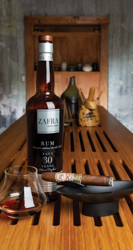 My Father Le Bijou Box-Pressed / Zafra Master Series Aged 30 Years