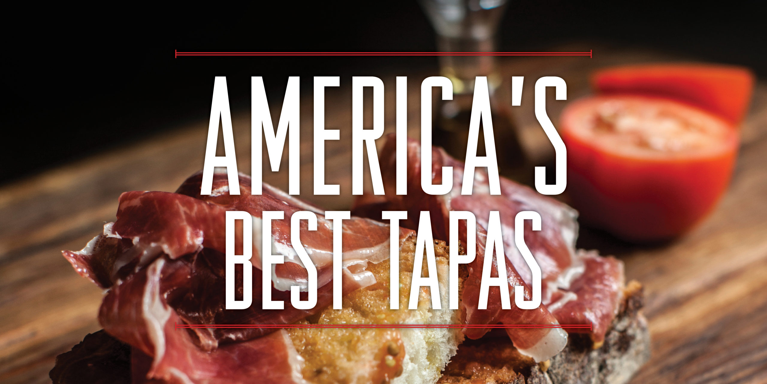 America's Best tapas