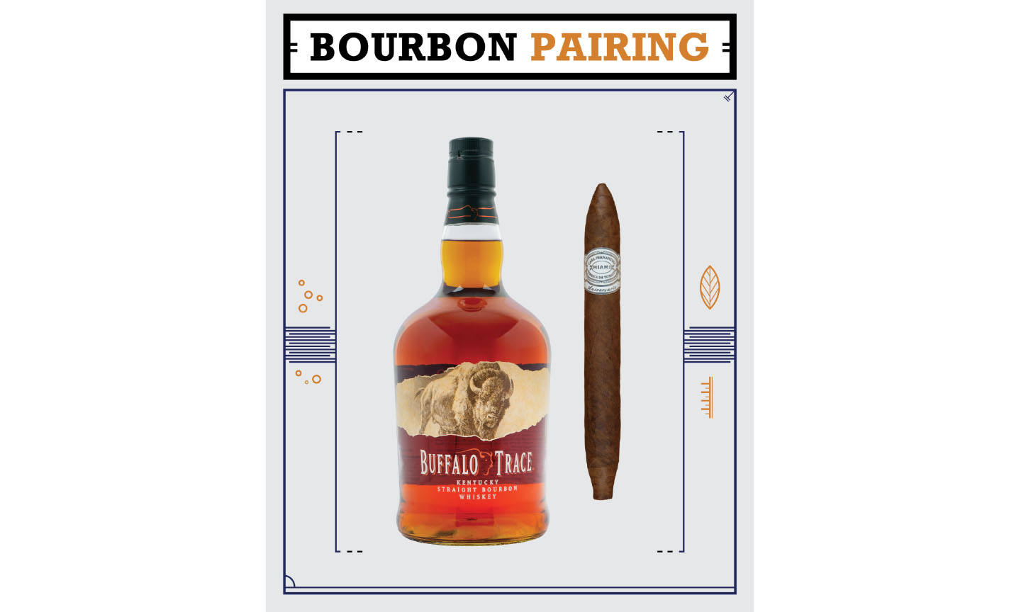 Buffalo Trace is a hot commodity these days and for good reason. Some of the most sought after bourbons are produced at the Buffalo Trace Distillery; think Pappy Van Winkle, Blanton's, and W.L. Weller, to drop a name or three.