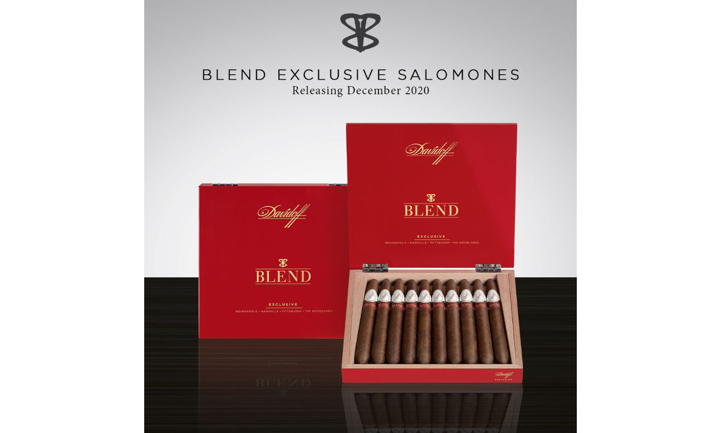 BLEND Bar and Davidoff Cigars
