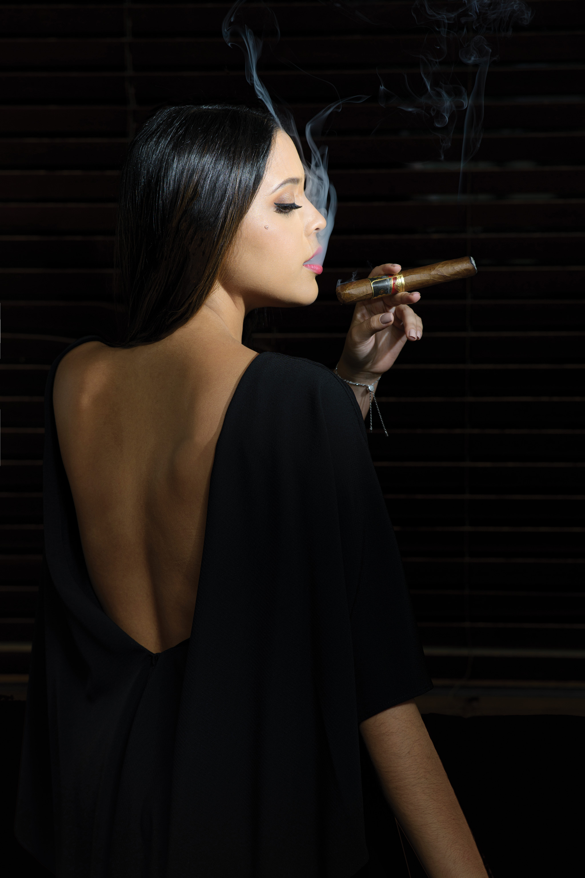 Cigar Snob Q & A With Nirka Reyes