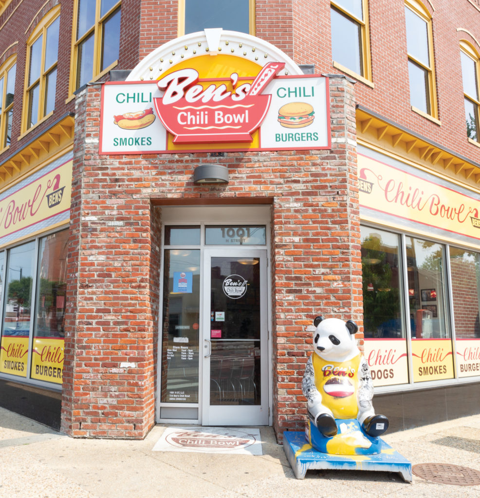 Ben's Chili Bowl, a D.C. institution and a dangerous chain to visit before a flight