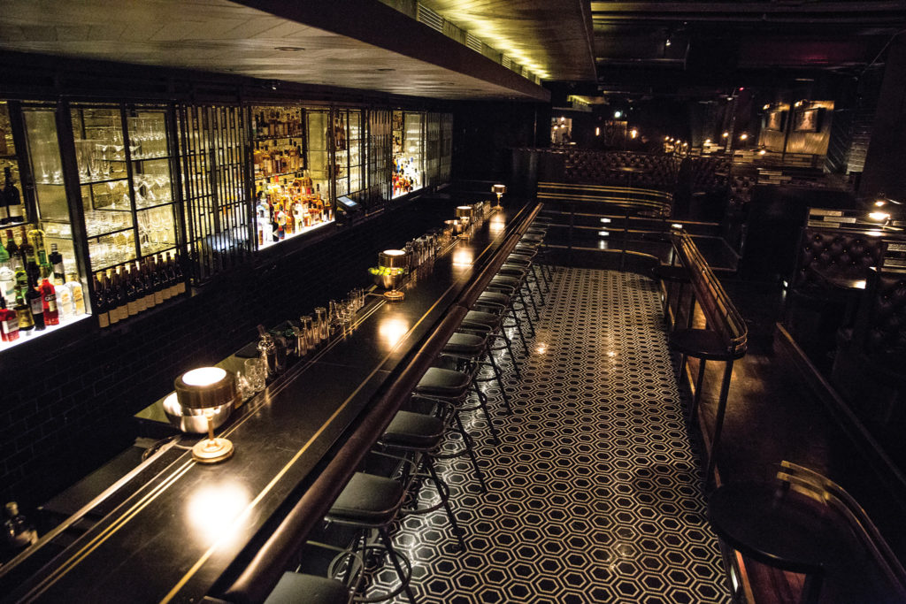 Denson Liquor Bar on 6th St