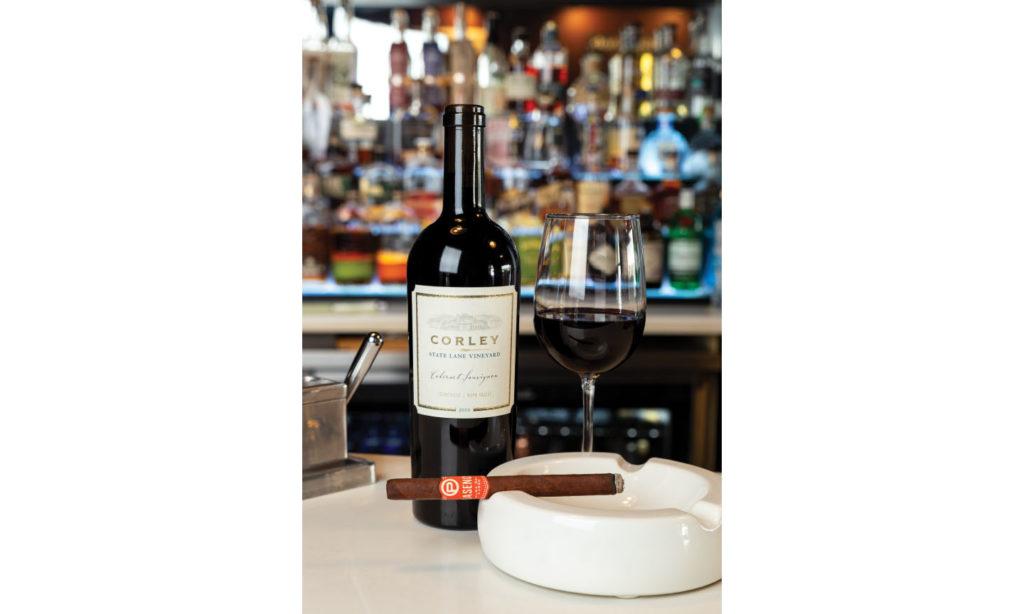 Corley Wine