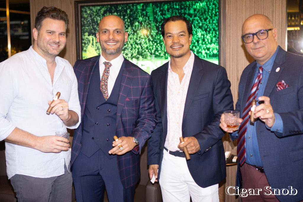 Davidoff of Geneva opening at Hard Rock Hotel & Casino