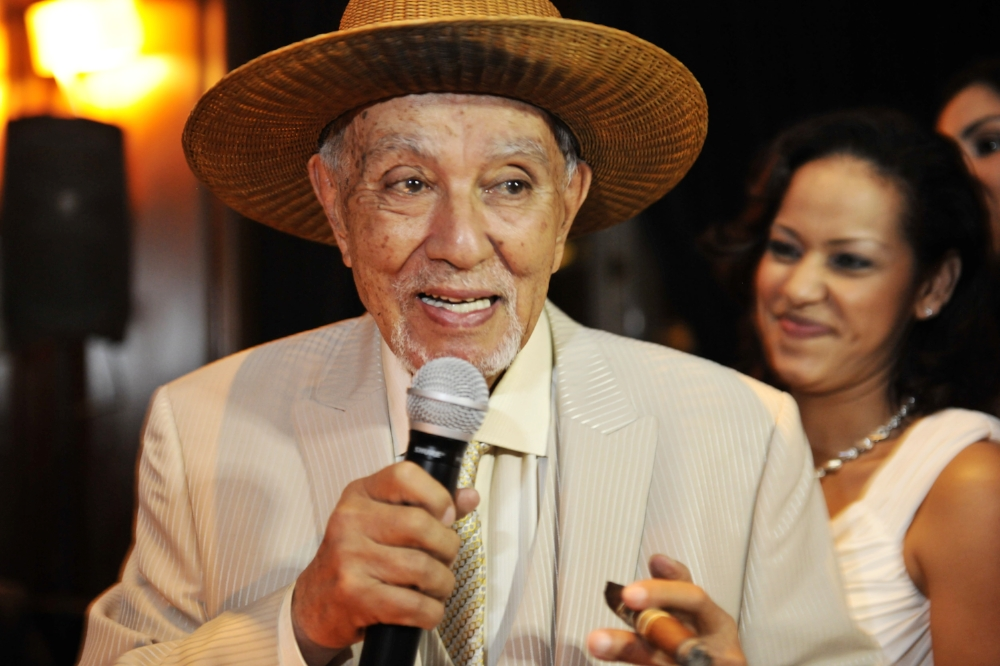 Avo Uvezian —renowned composer, cigar brand founder —will be remembered for human connection