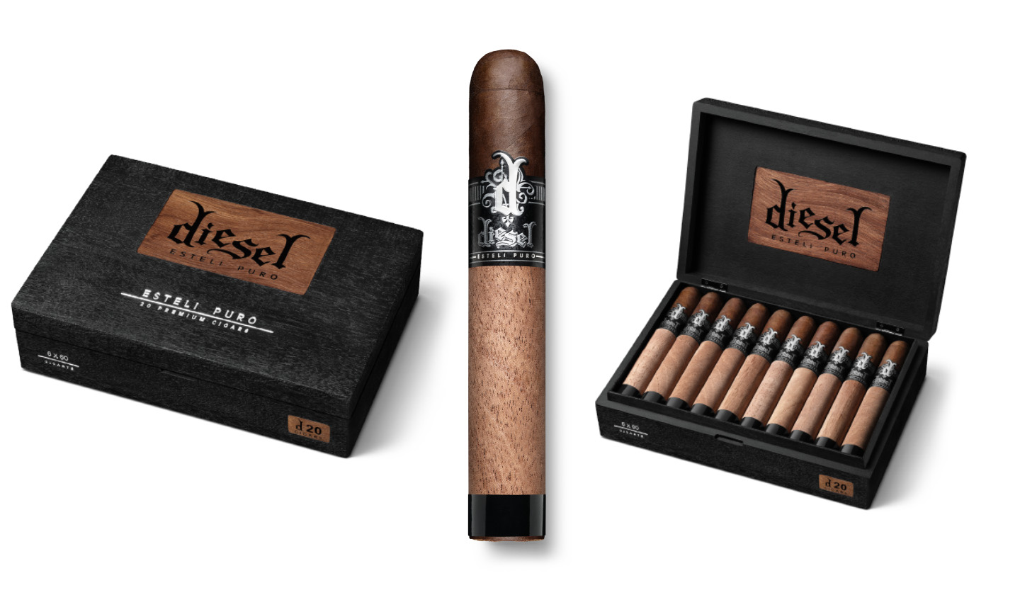 "Diesel Presents ""Estelí Puro"""