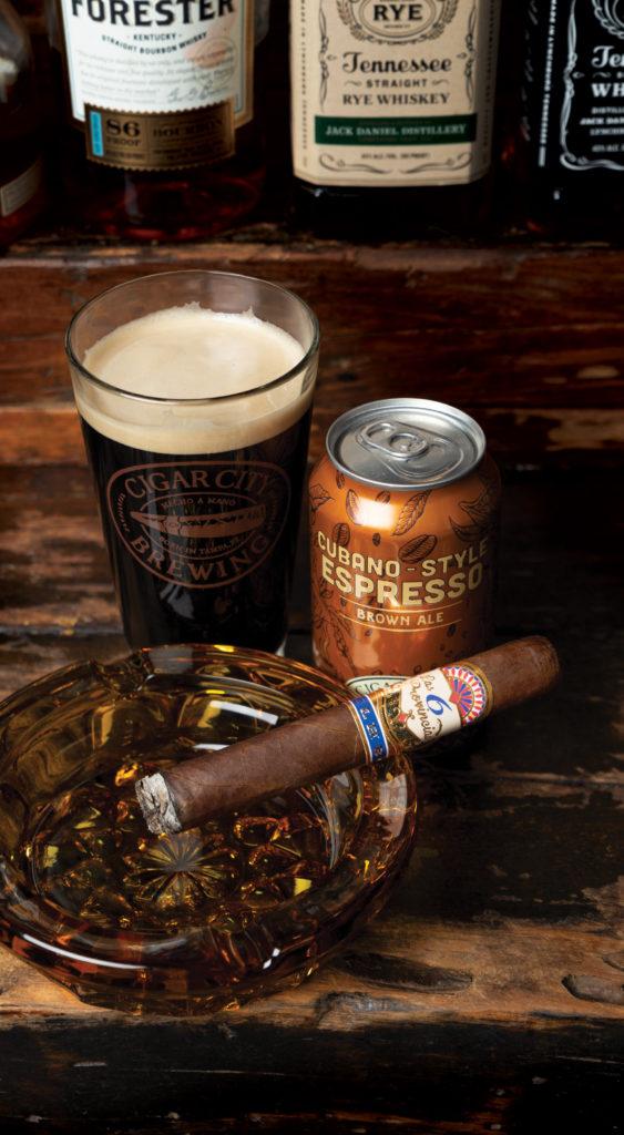 Espinosa Las 6 Provincias LHB _ Cigar City Cubano-Style Espresso Brown Ale