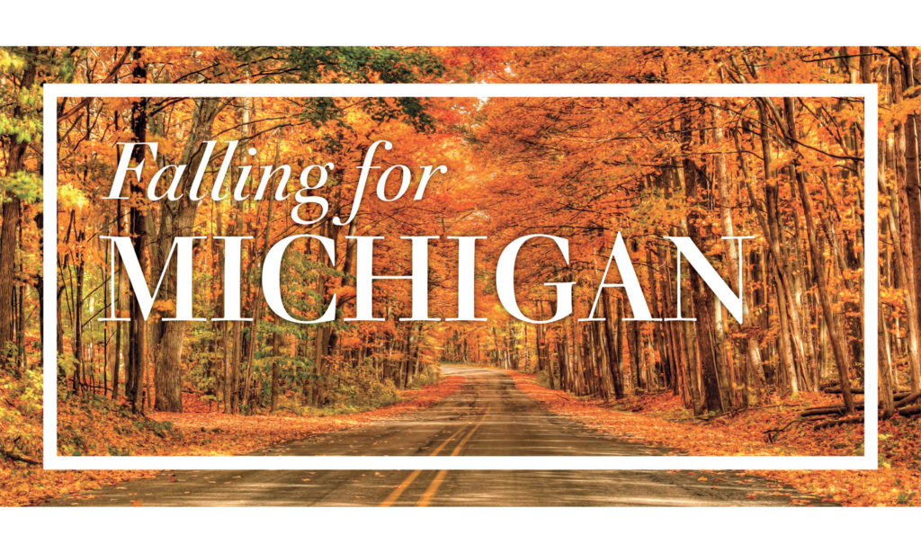 Falling For Michigan