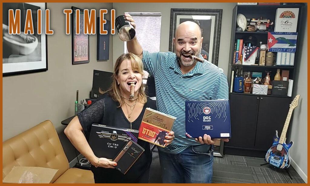 Cigar Snob Mail Time