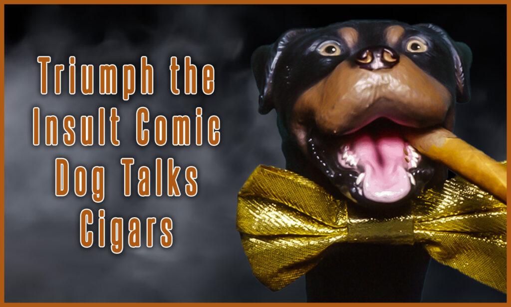 Comic Dog