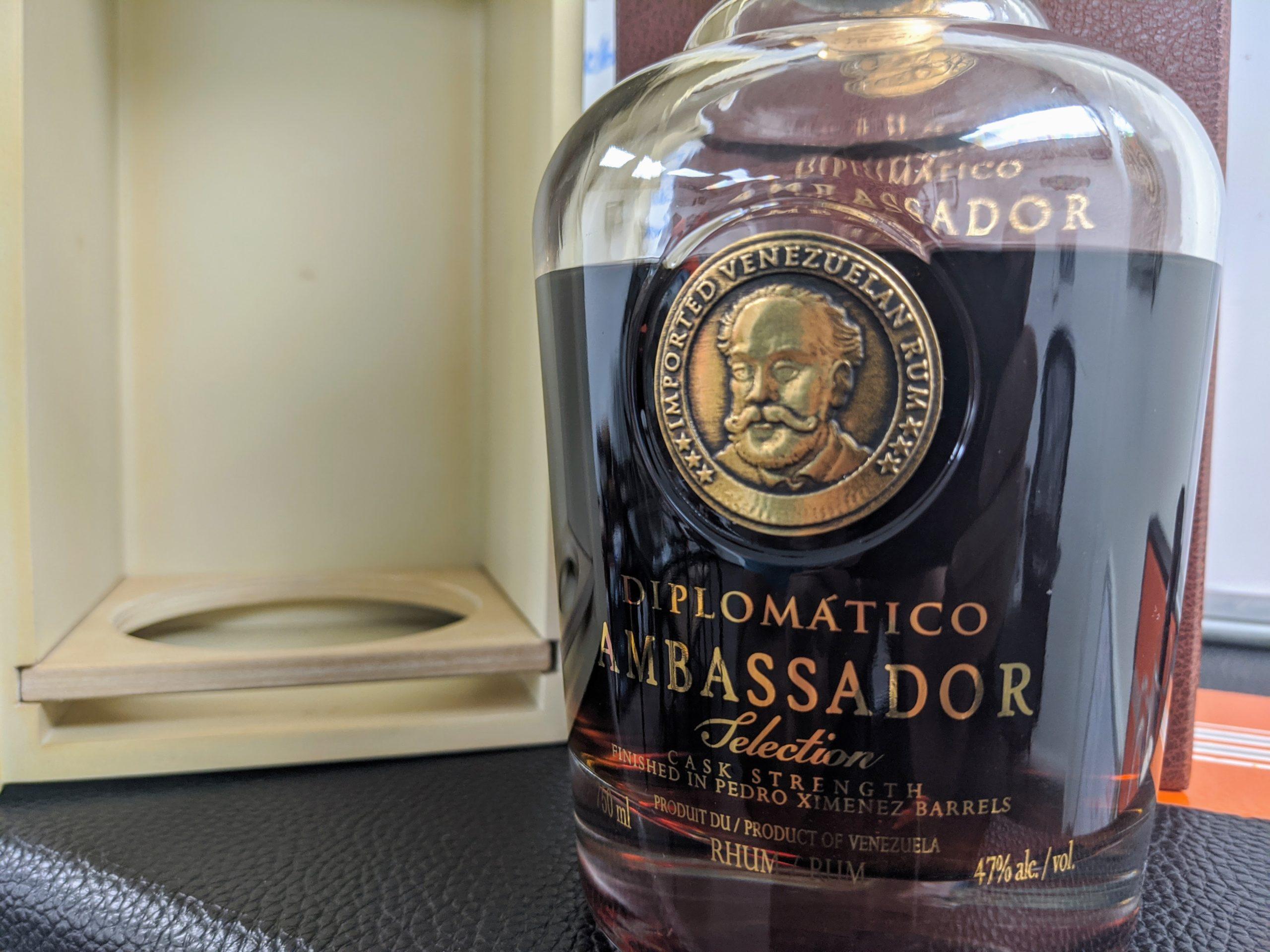 Diplomatico Ambassador rum