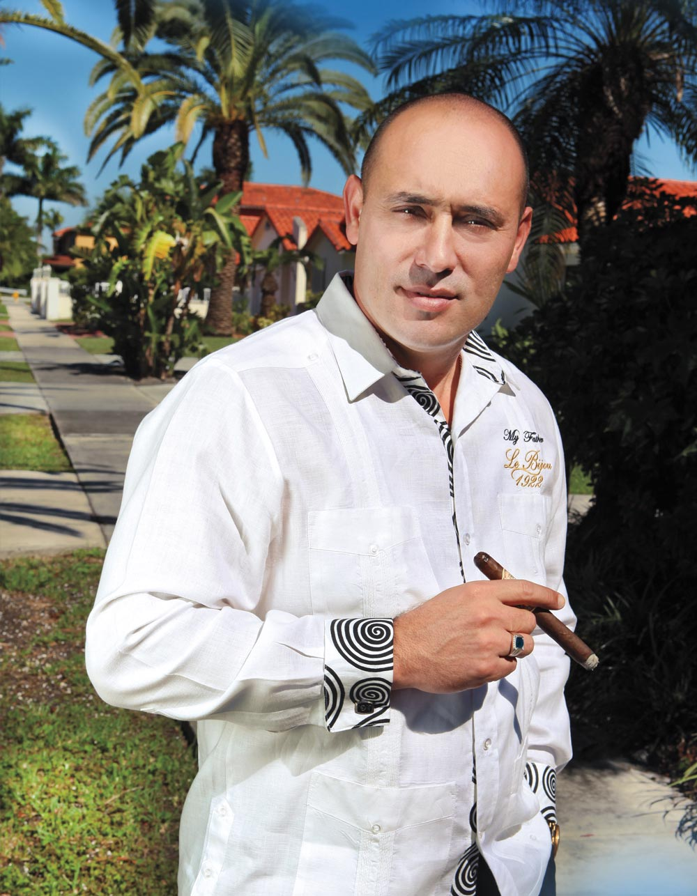 Jaime García - My Father Cigar