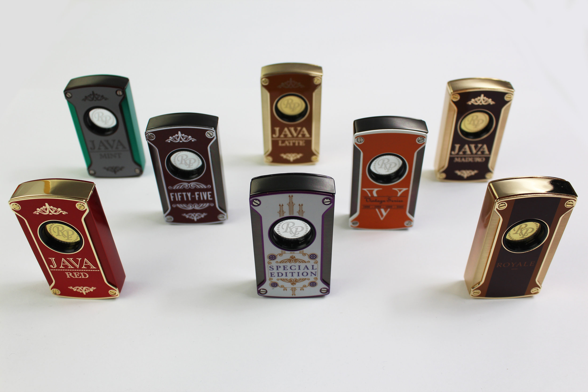 Rocky Patel ships eight new varieties of laser lighters