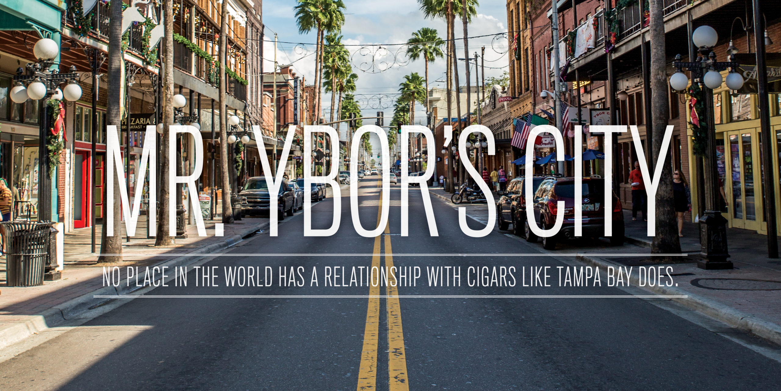 Mr. Ybor's City