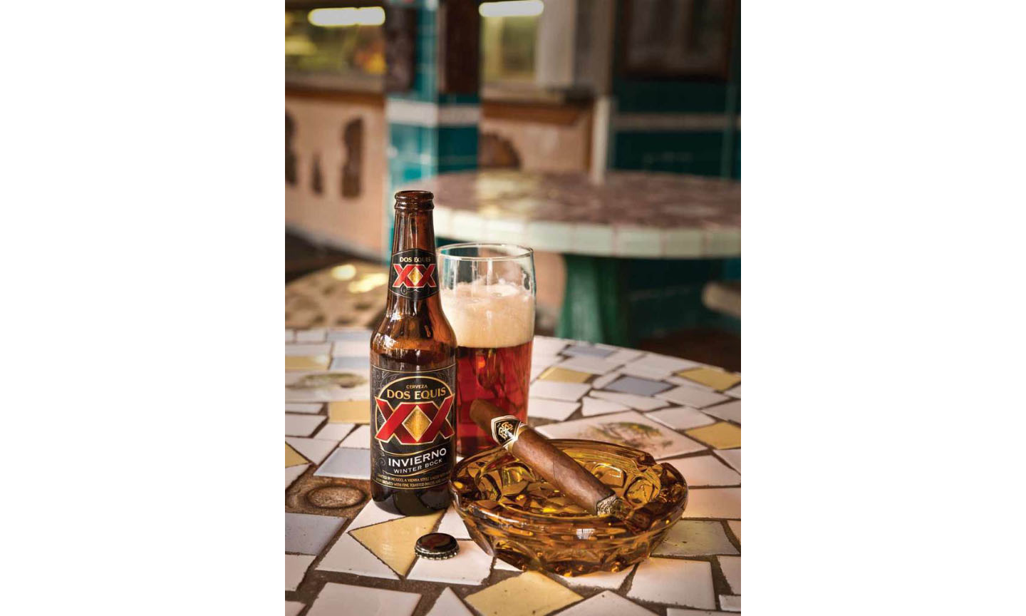 Perfect Pairings – Dos Equis Invierno Winter Bock & BG Meyer Standard Issue