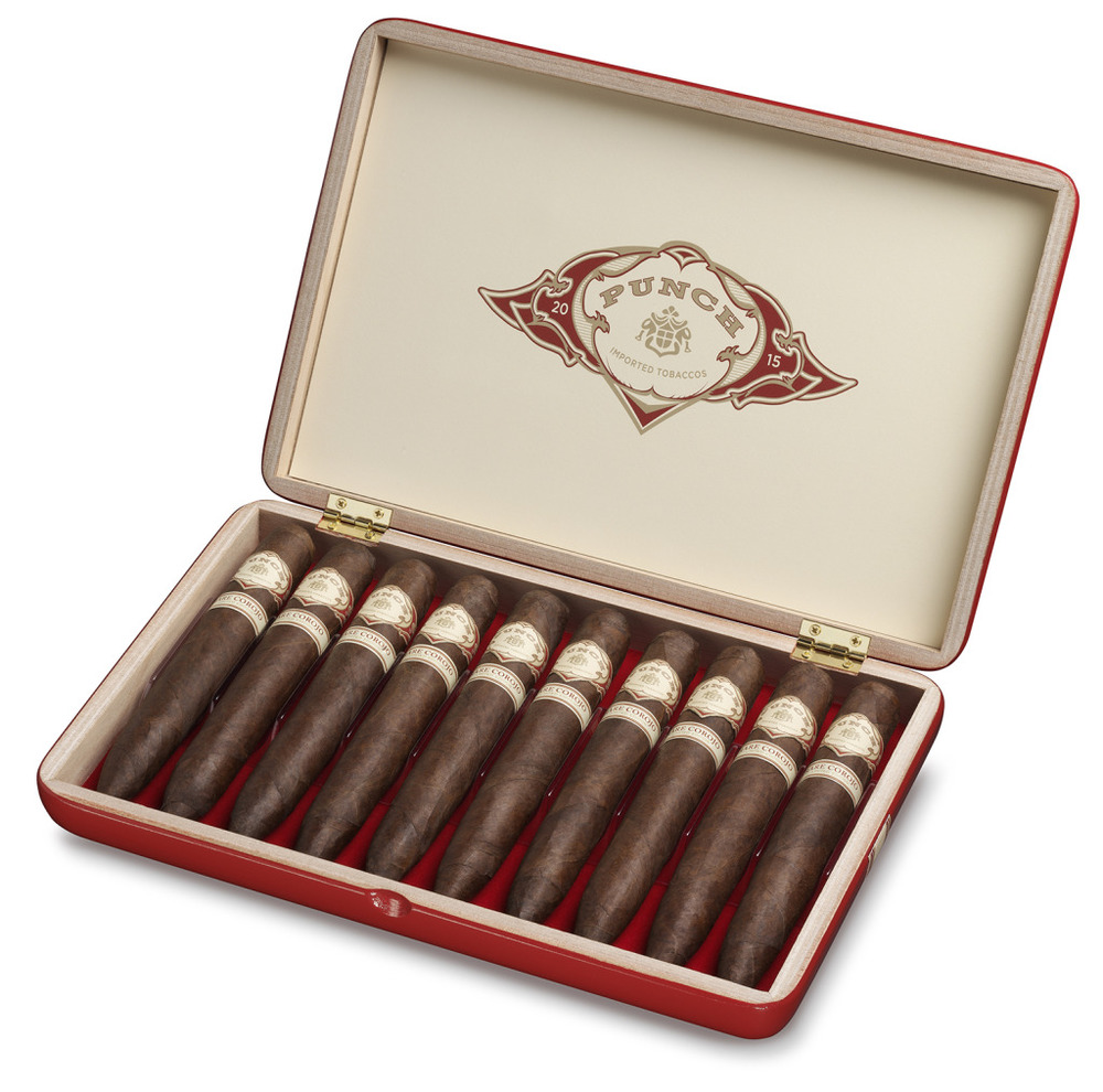 Punch Rare Corojo Rare Lapiz will be made available in 10-count boxes.