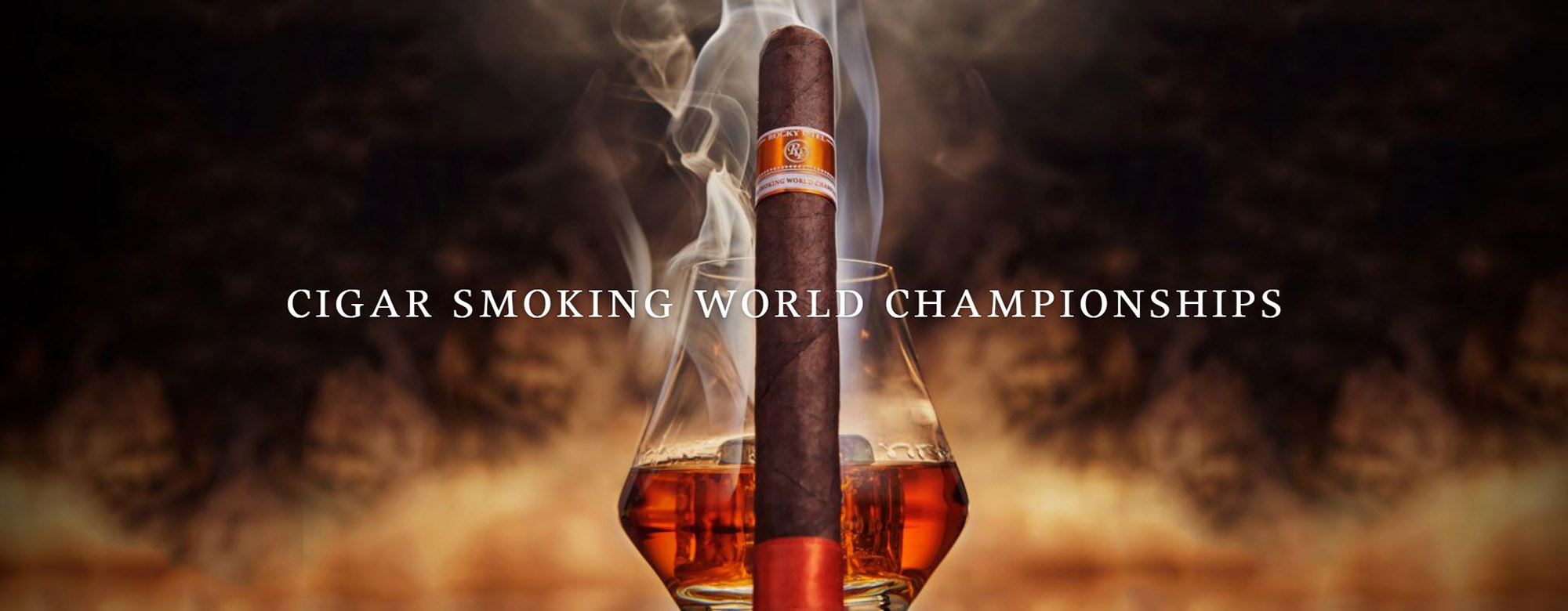 Rocky Patel Cigar Smoking World Championship