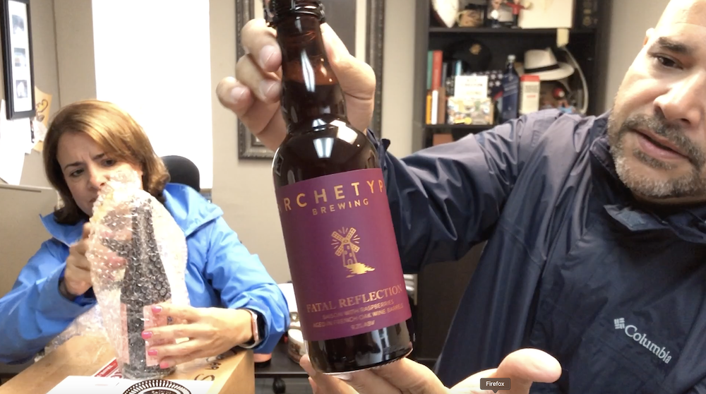 Archetype Brewing beer