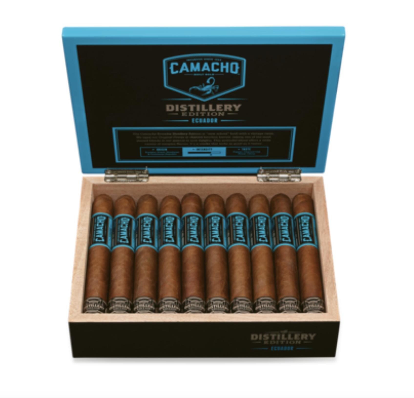 Camacho Distillery Edition