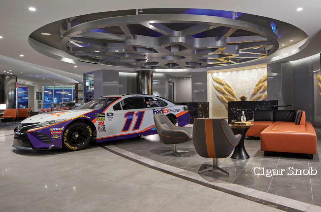 Lobby and reception are of The Daytona Hotel.