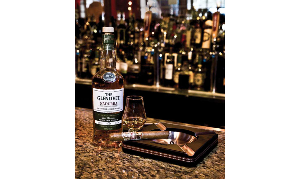 Perfect Pairing - The Glenlivet Nàdurra / My Father Connecticut