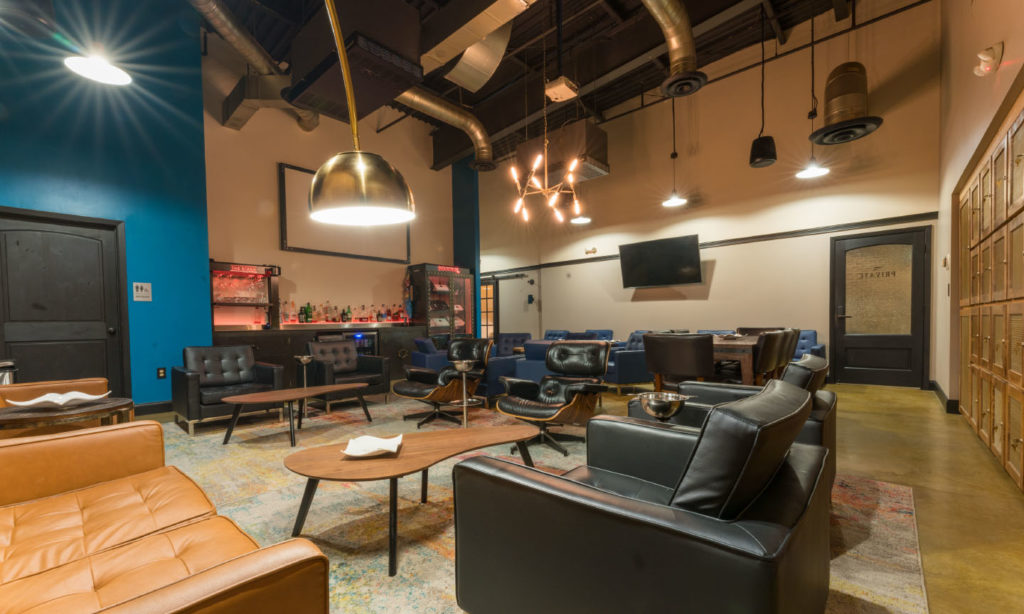 First Atabey Cigar Lounge