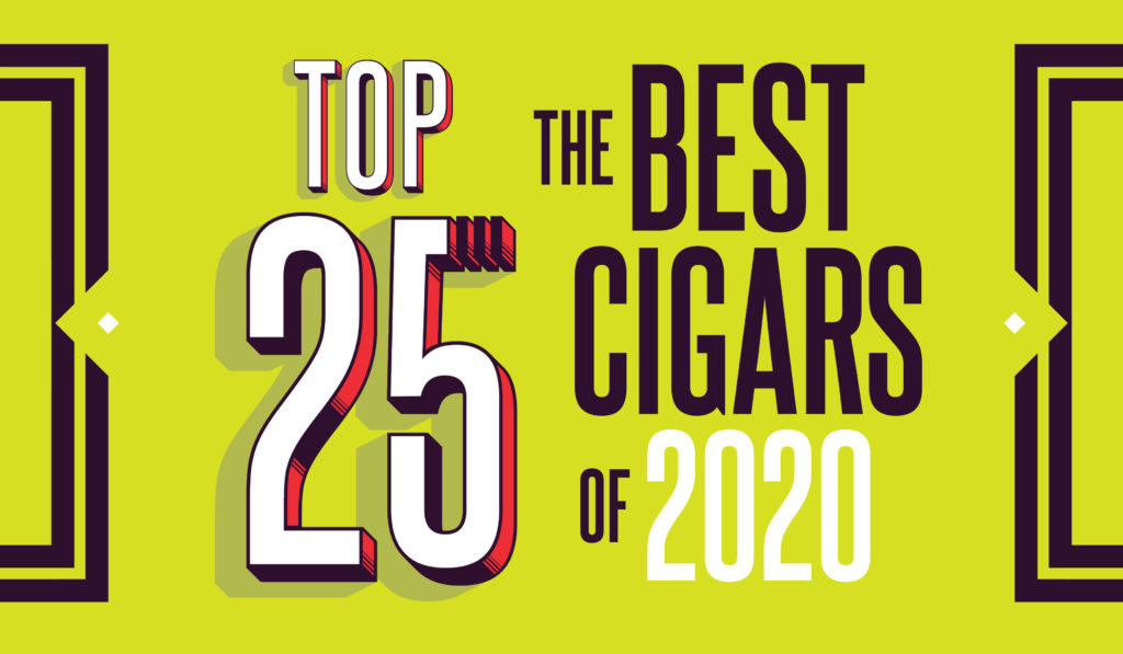 Top 25 Cigars of 2020