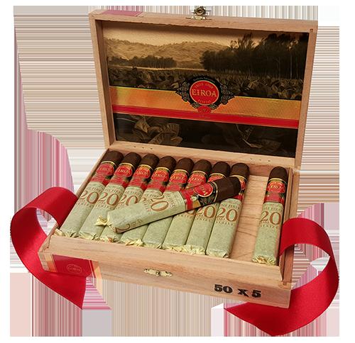 Image courtesy of Eiroa Cigars