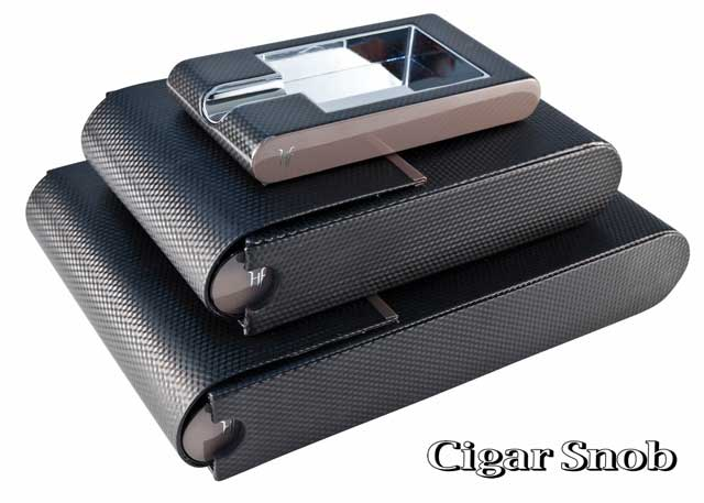 Humidif travel humidors and ashtray