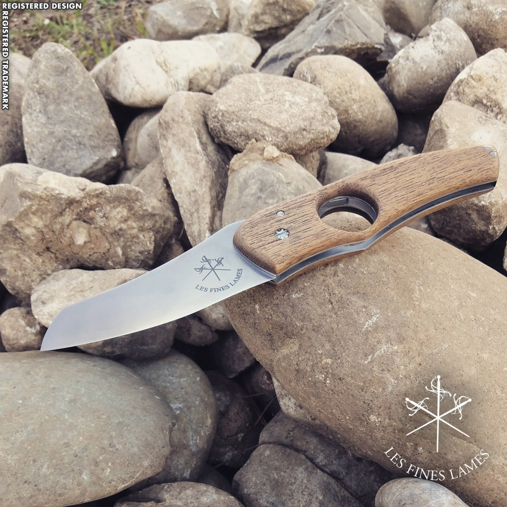 Les Fines Lames: crowdfunding a cigar knife