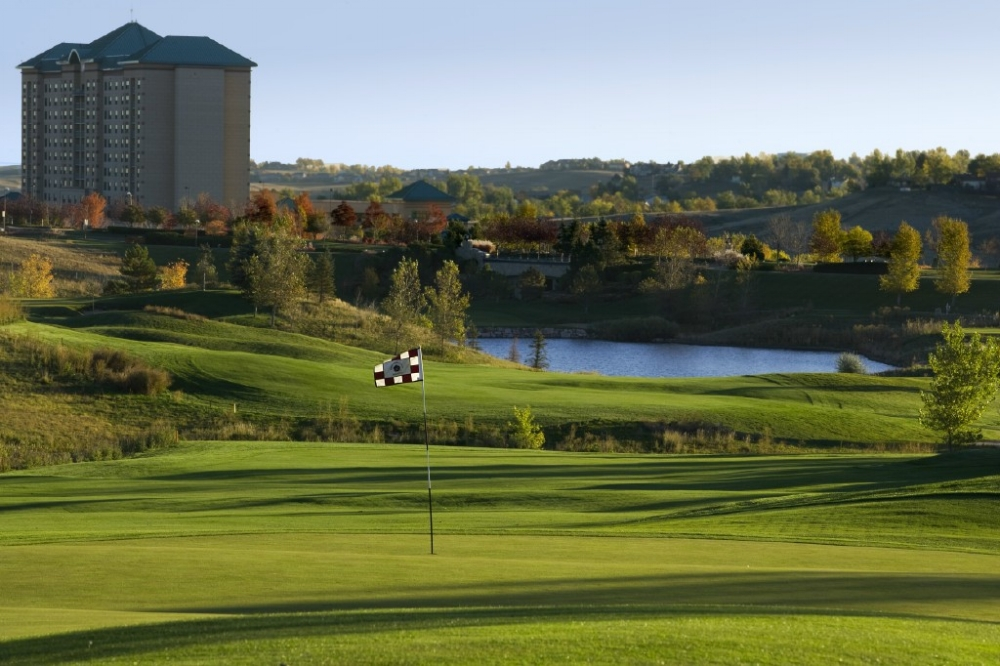 The Omni Interlocken Golf Club and Resort